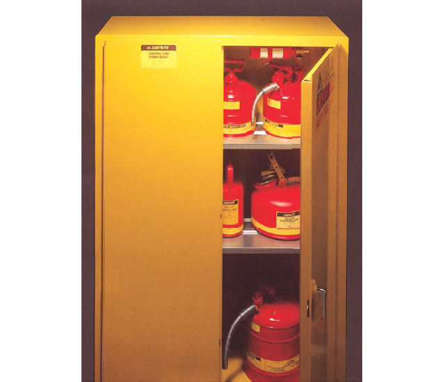 FLAMMABLE-LIQUIDS-STORAGE-CABINETS